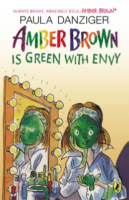 Amber Brown Is Green With Envy By Danziger, Paula