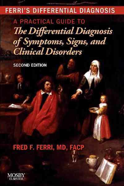 Ferri's Differential Diagnosis By Ferri, Fred F.